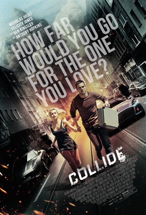 Collide : Poster