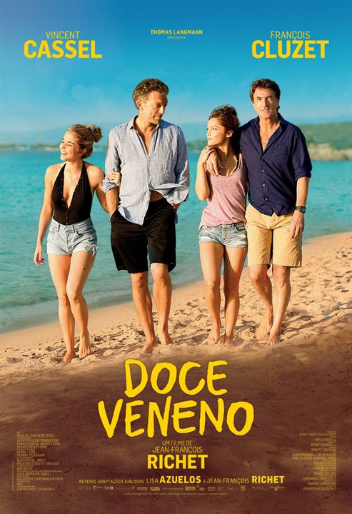 Doce Veneno : Poster