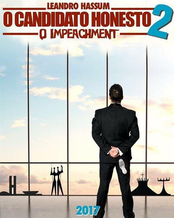 O Candidato Honesto 2: O 'Impitchiment' : Poster