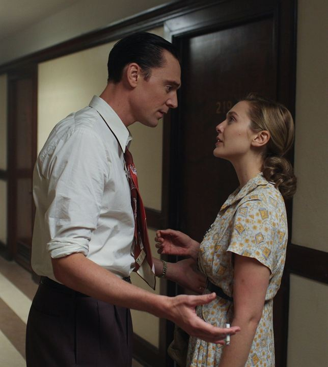 A Jornada de Hank Williams : Foto Elizabeth Olsen, Tom Hiddleston