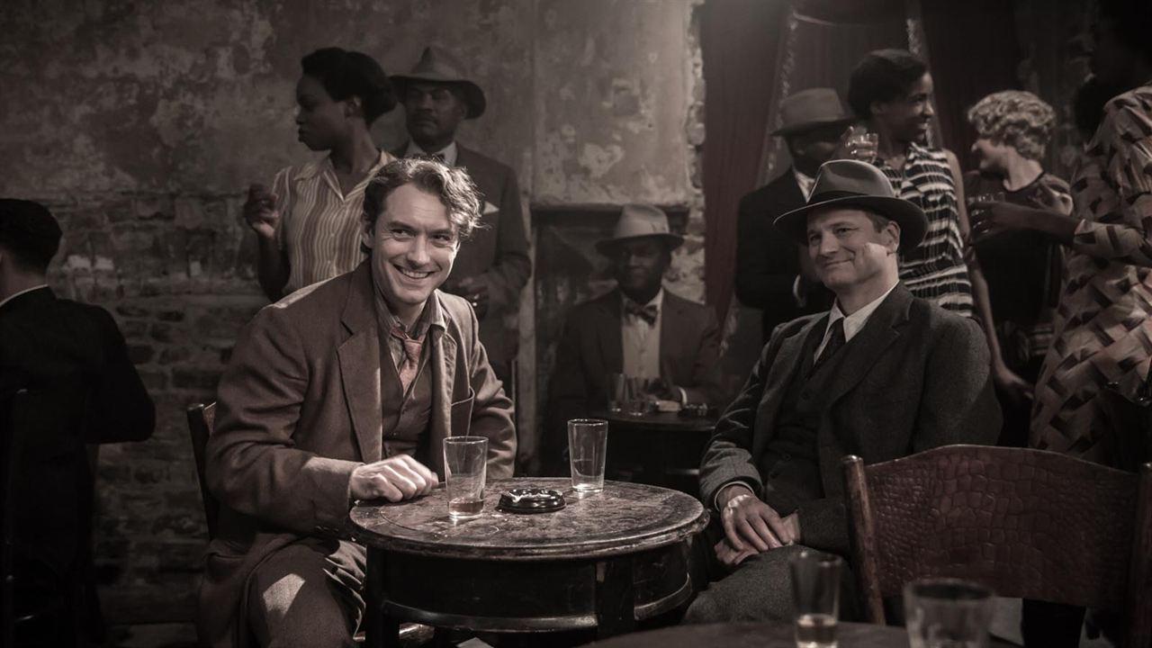 O Mestre dos Gênios: Colin Firth, Jude Law