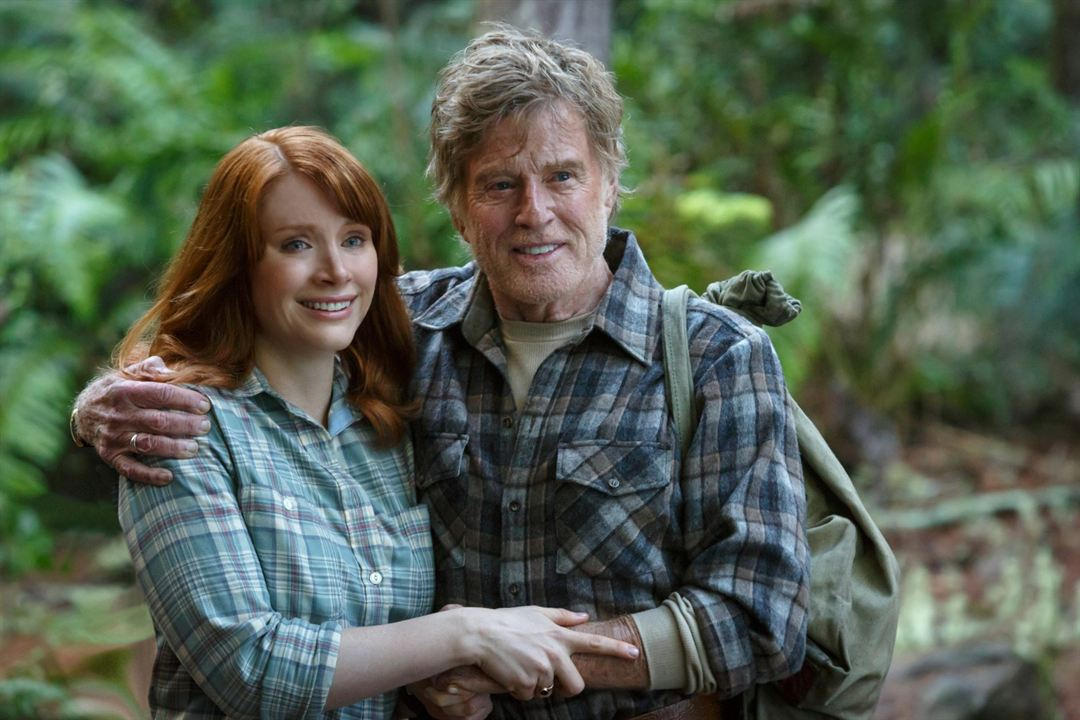 Meu Amigo, O Dragão : Foto Bryce Dallas Howard, Robert Redford