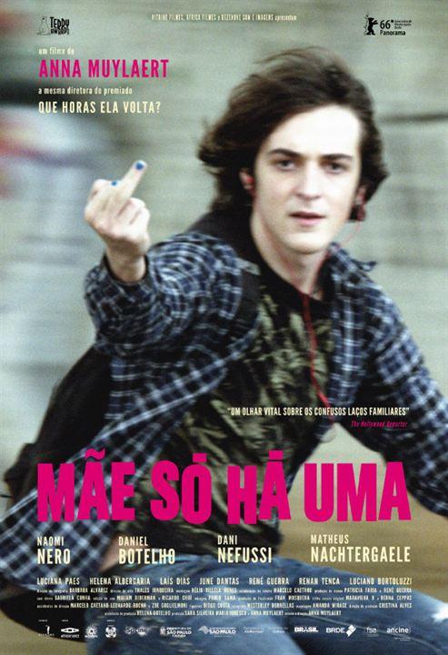 Mãe Só Há Uma : Poster