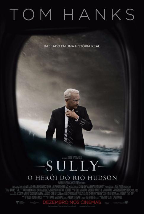 Sully - O Herói do Rio Hudson : Poster