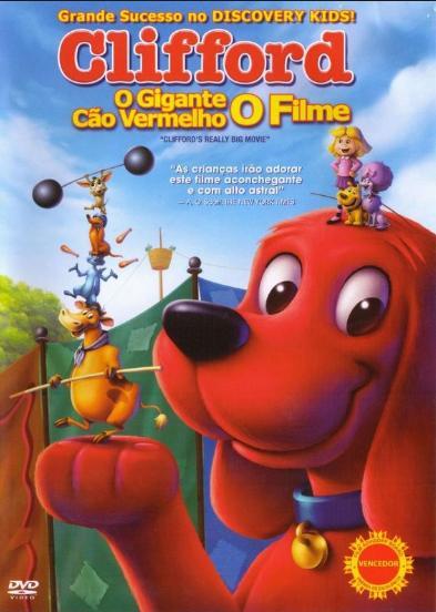 Clifford: O Gigante Cão Vermelho - O Filme : Poster