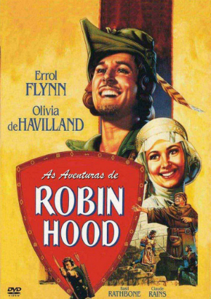 As Aventuras de Robin Hood : Poster