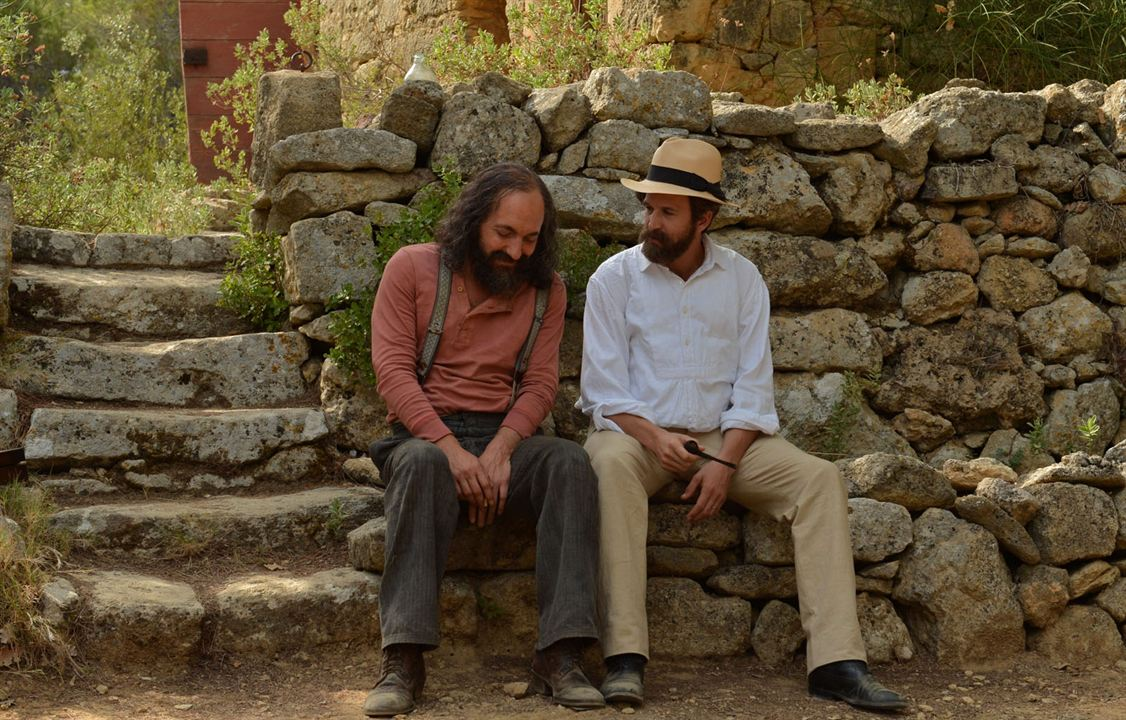 Cézanne e Eu : Foto Guillaume Canet, Guillaume Gallienne