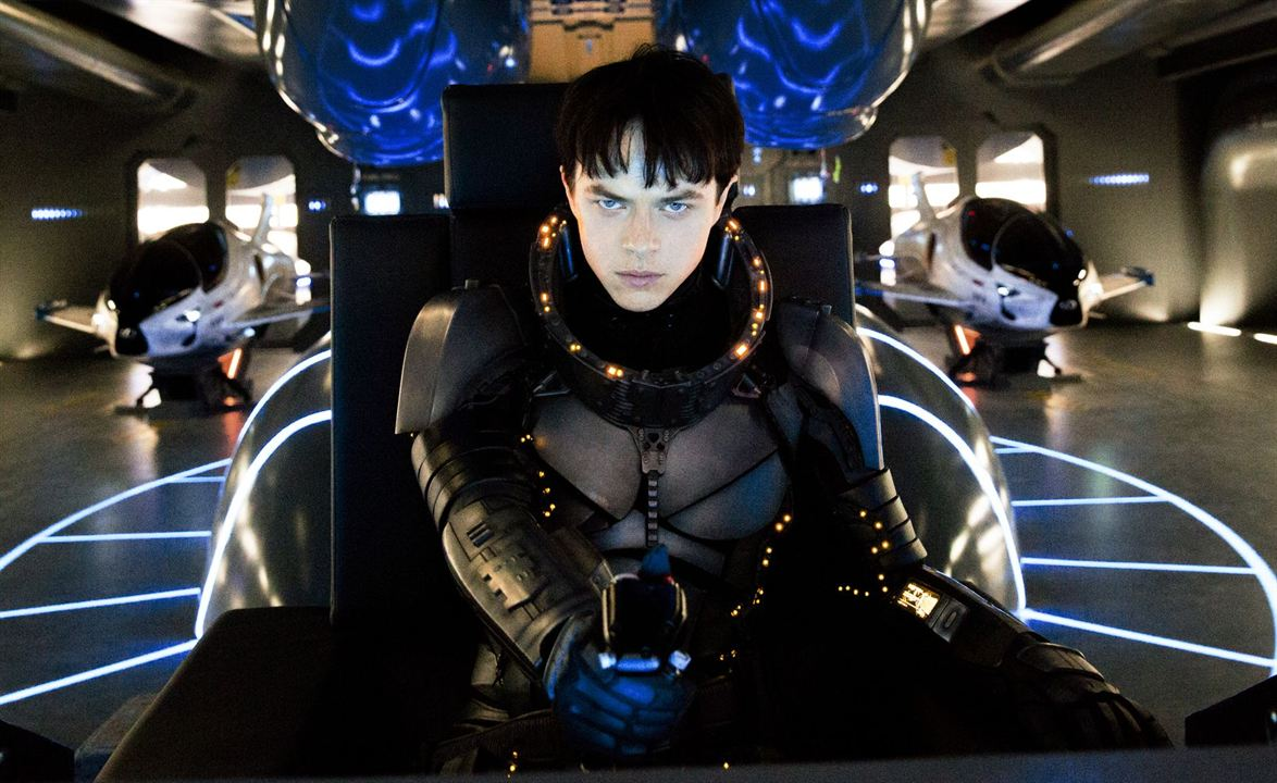 Resultado de imagem para Valerian e a Cidade dos Mil Planetas filme