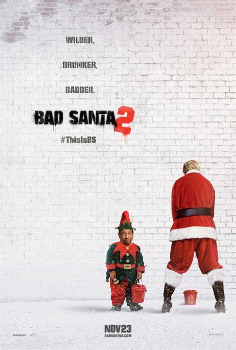 Papai Noel às Avessas 2 : Poster
