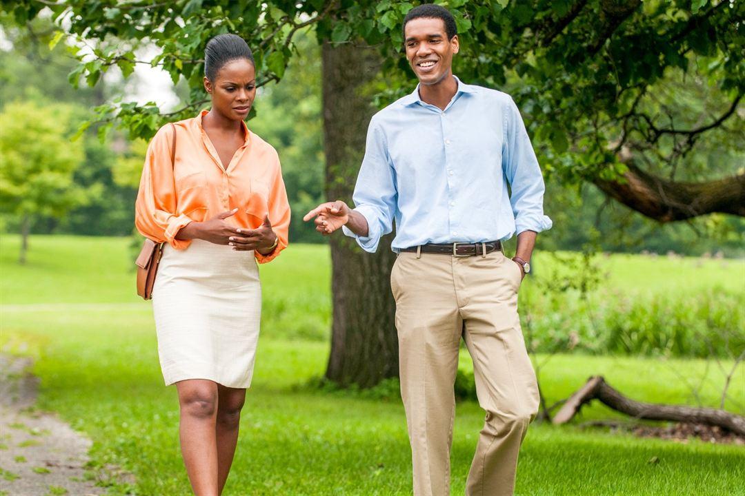 Michelle e Obama : Foto Parker Sawyers, Tika Sumpter