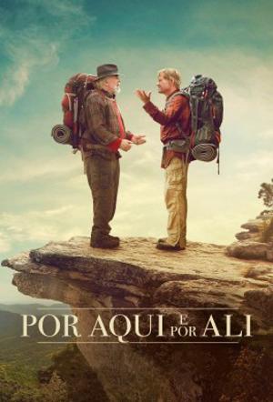 Por Aqui e Por Ali : Poster