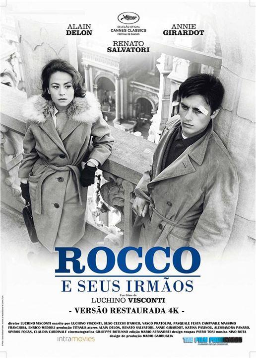 Rocco e seus Irmãos : Poster