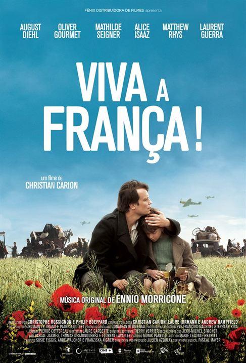 Viva a França! : Poster