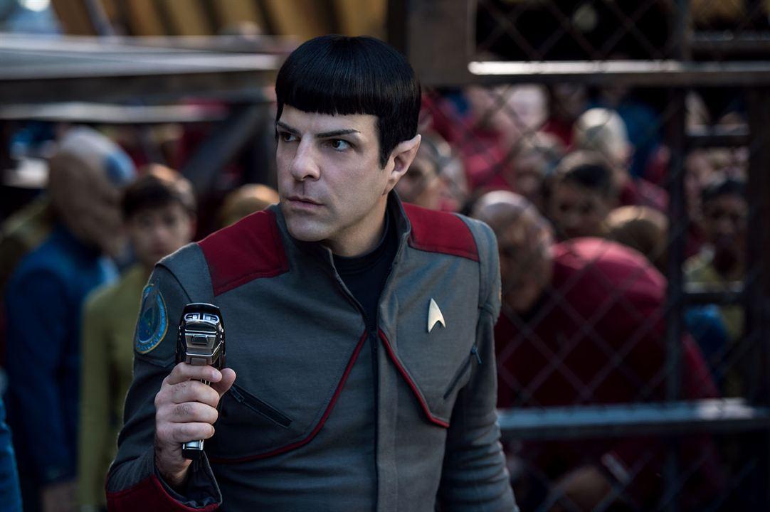 Star Trek: Sem Fronteiras : Foto Zachary Quinto