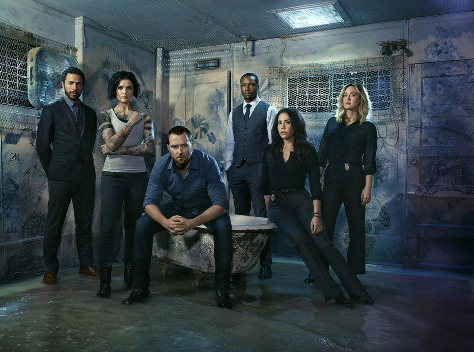 Foto Ashley Johnson, Audrey Esparza, Jaimie Alexander, Rob Brown, Sullivan Stapleton