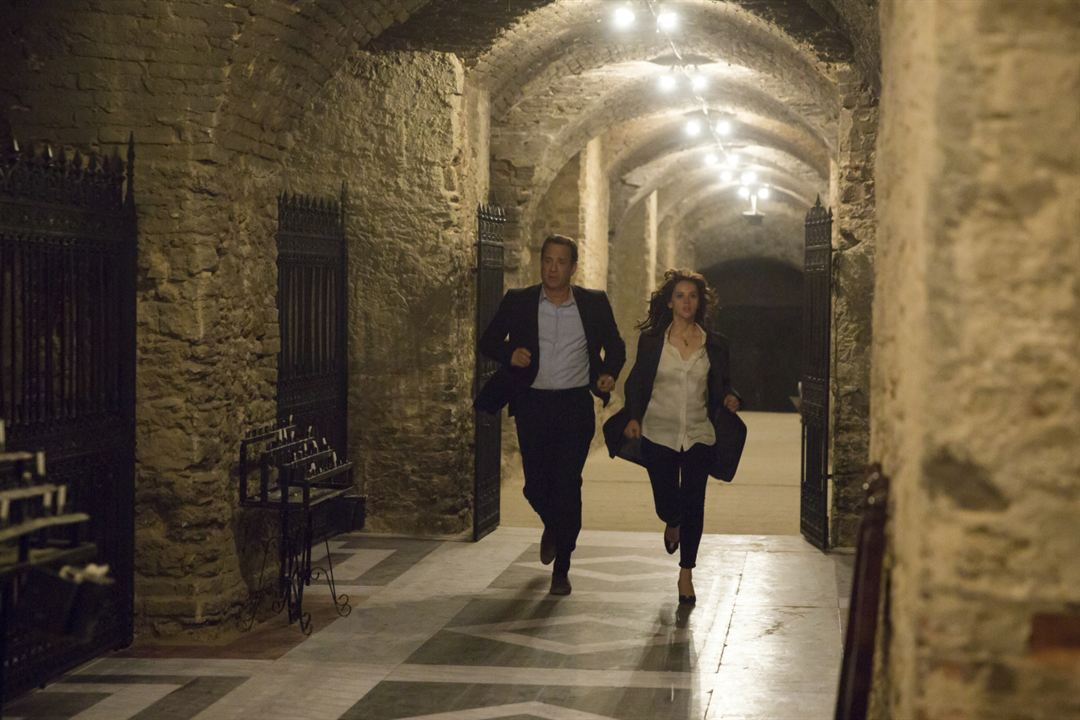 Inferno : Foto Felicity Jones, Tom Hanks