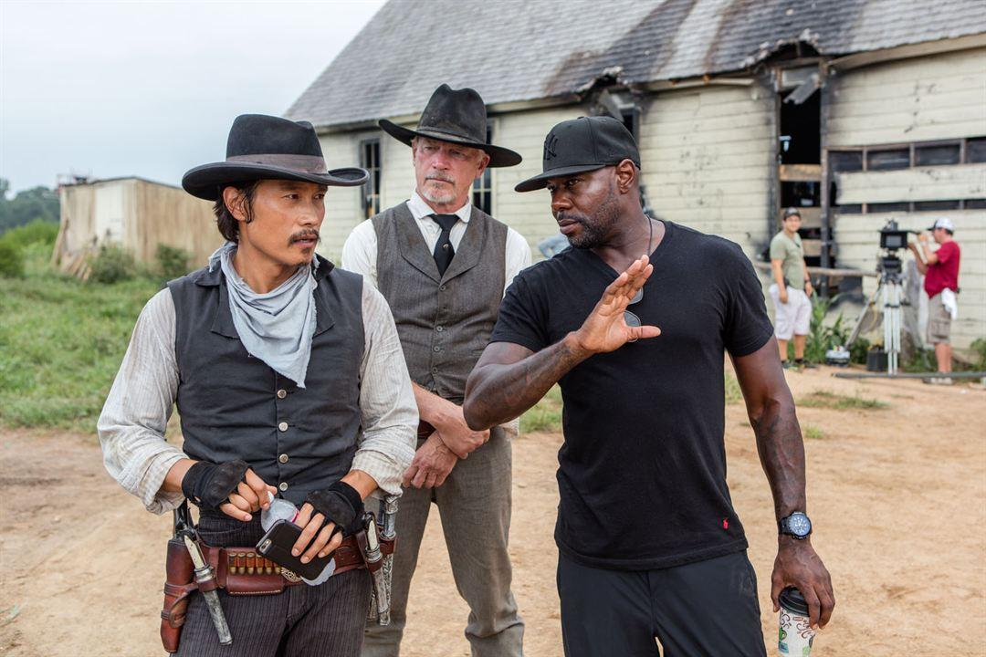 Sete Homens e Um Destino: Antoine Fuqua, Lee Byung-Hun, Chris Pratt