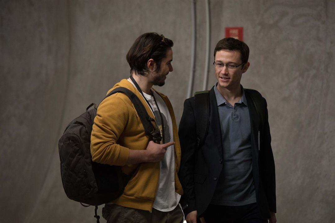 Snowden - Herói ou Traidor : Foto Ben Schnetzer, Joseph Gordon-Levitt