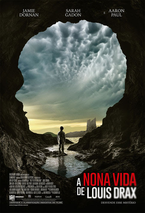 A Nona Vida De Louis Drax : Poster