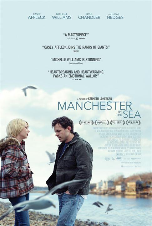 Manchester À Beira-Mar : Poster