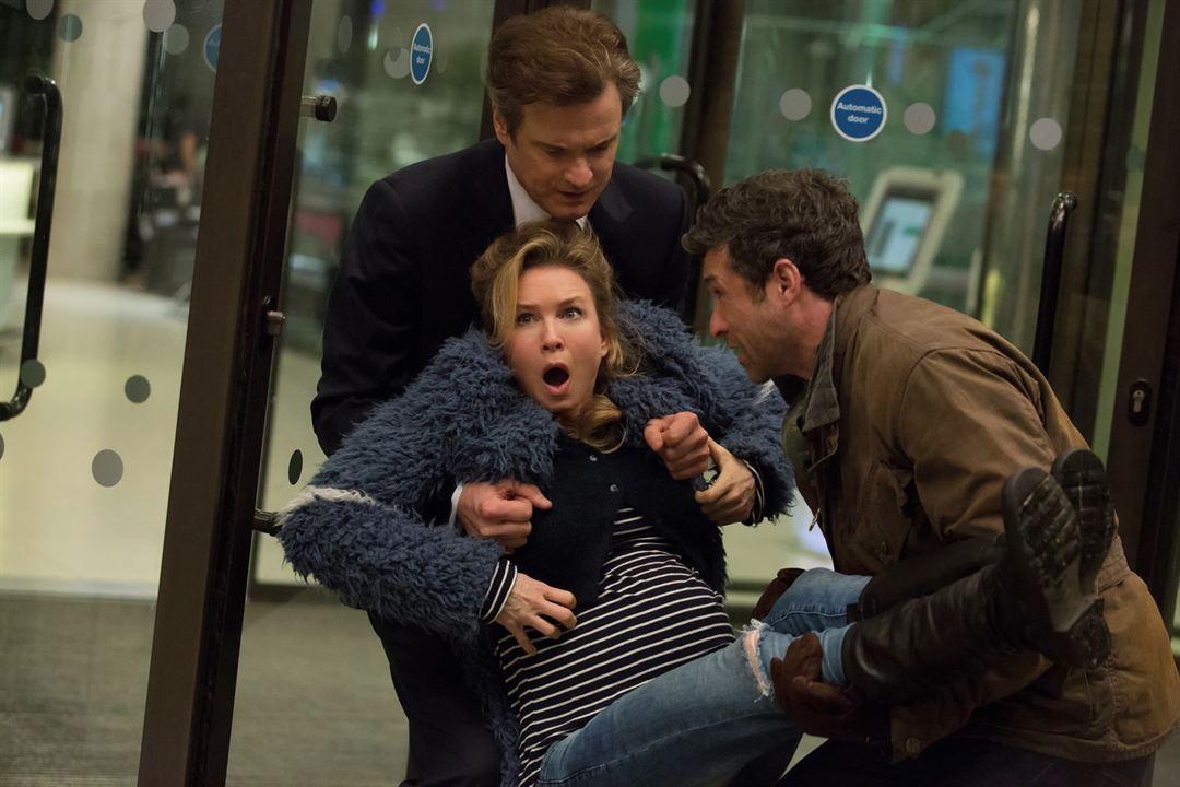 O Bebê De Bridget Jones : Foto Colin Firth, Patrick Dempsey, Renée Zellweger