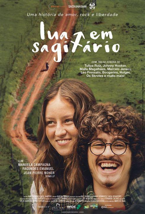 Lua em Sagitário : Poster