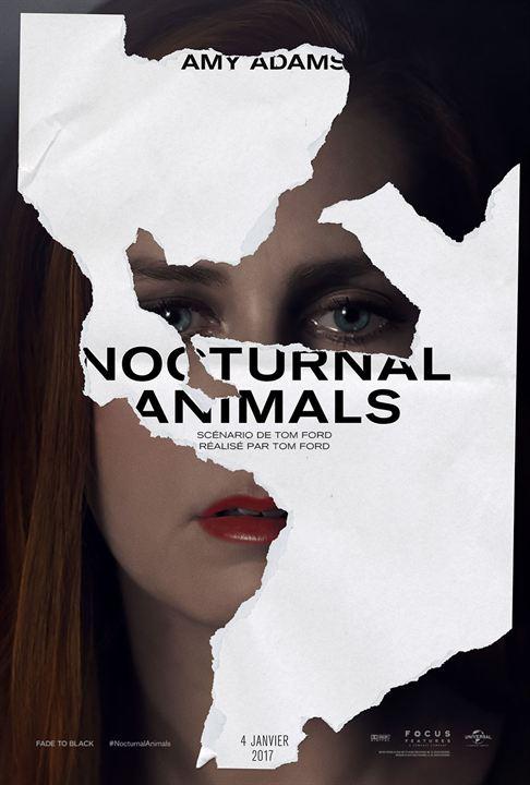Animais Noturnos : Poster