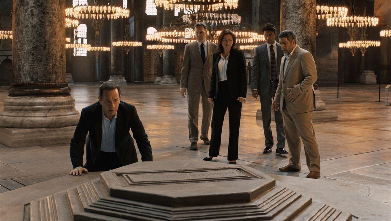 Inferno : Foto Irrfan Khan, Sidse Babett Knudsen, Tom Hanks