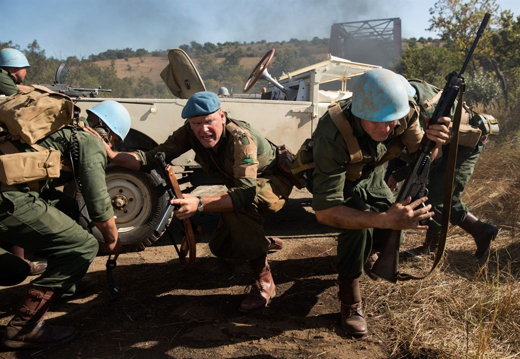 The Siege Of Jadotville : Foto Jason O'Mara