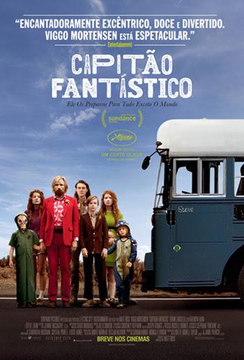 Capitão Fantástico : Poster