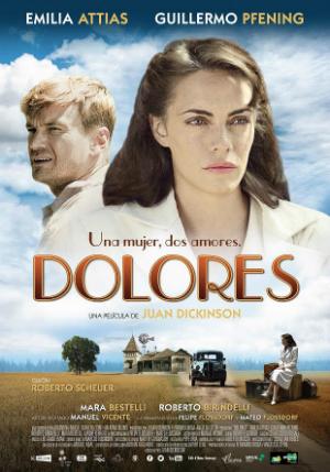 Dolores - Uma Mulher, Dois Amores : Poster