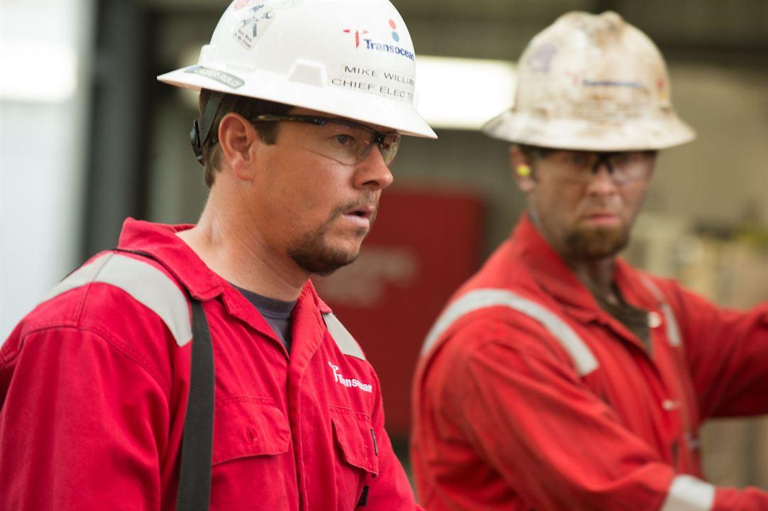 Horizonte Profundo - Desastre no Golfo : Foto Mark Wahlberg
