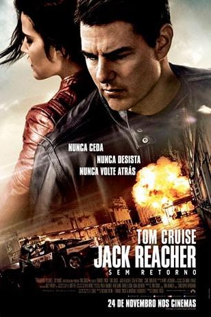 Jack Reacher: Sem Retorno : Poster