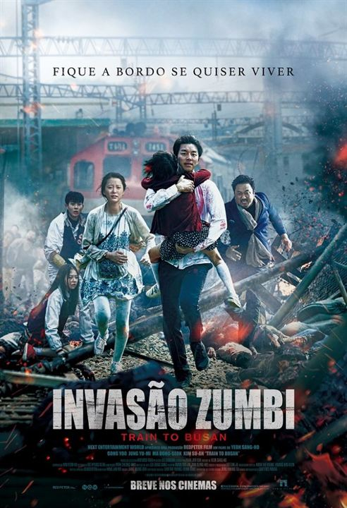 Invasão Zumbi : Poster