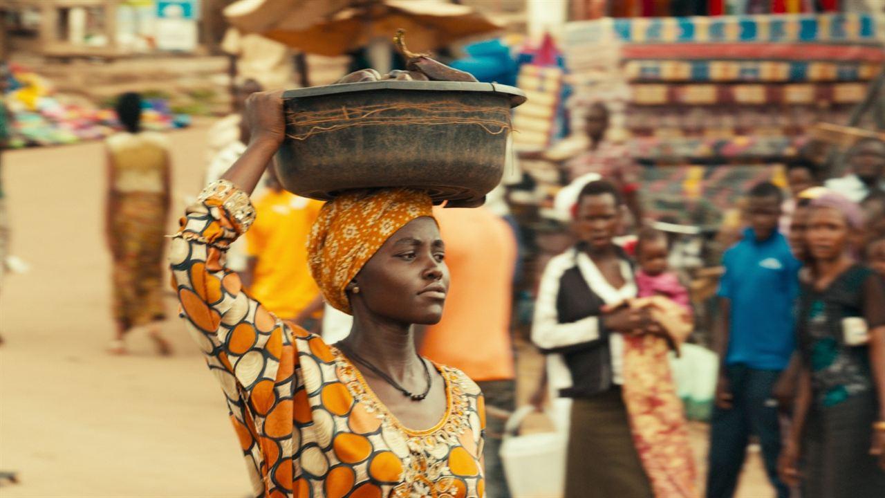 Rainha de Katwe : Foto Lupita Nyong'o