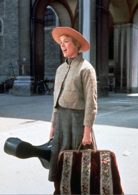 A Noviça Rebelde : Foto Julie Andrews