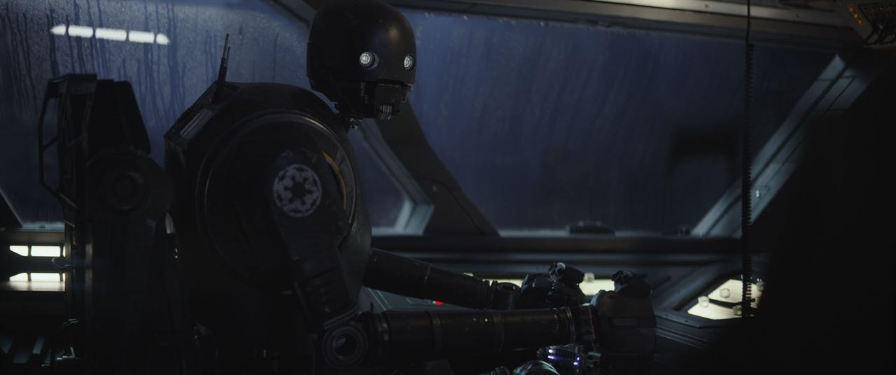 Rogue One - Uma História Star Wars : Foto Alan Tudyk