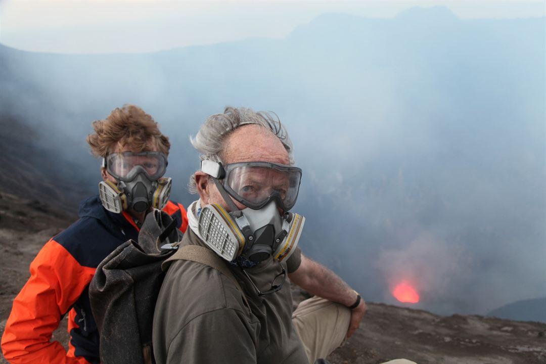 Into The Inferno : Foto Werner Herzog