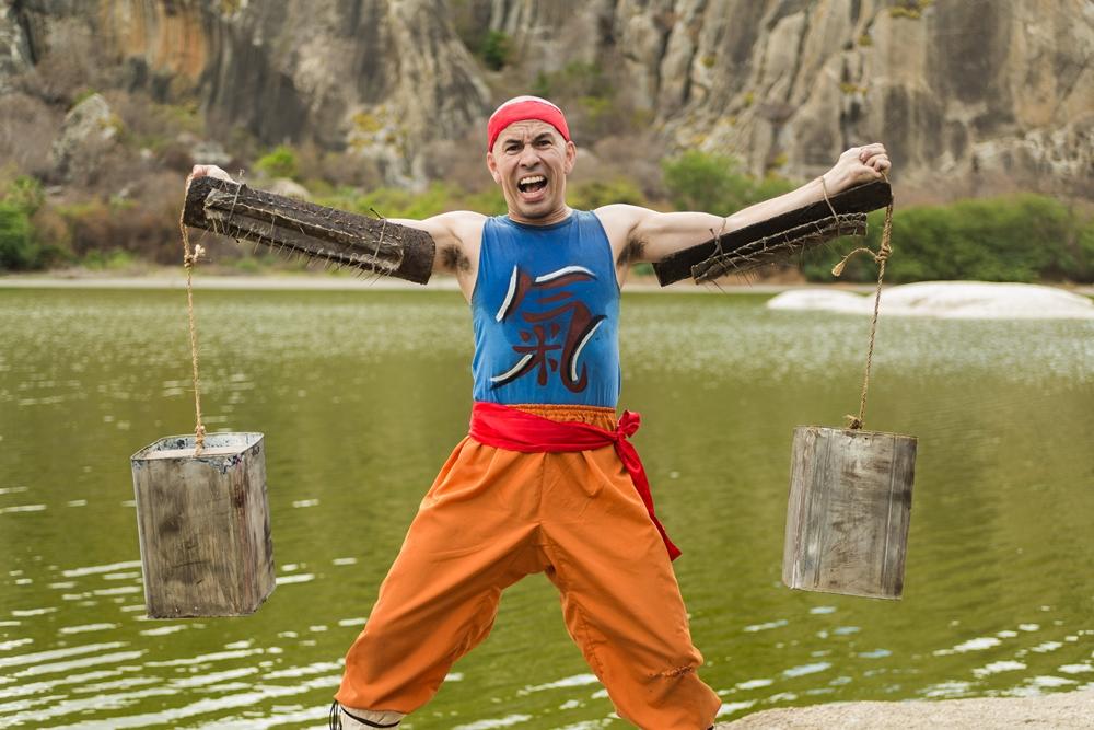 O Shaolin do Sertão : Foto
