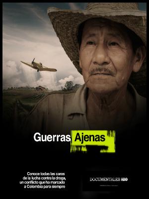 Guerras Alheias : Poster