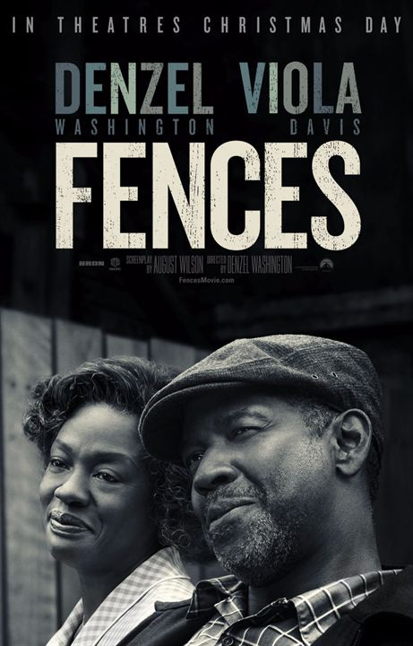 Fences : Poster