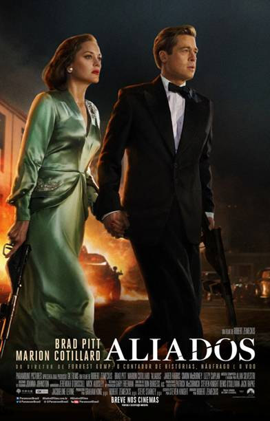 Aliados : Poster