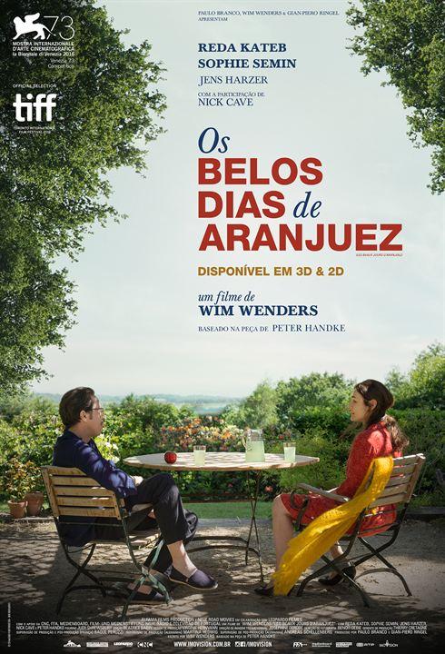 Os Belos Dias de Aranjuez : Poster