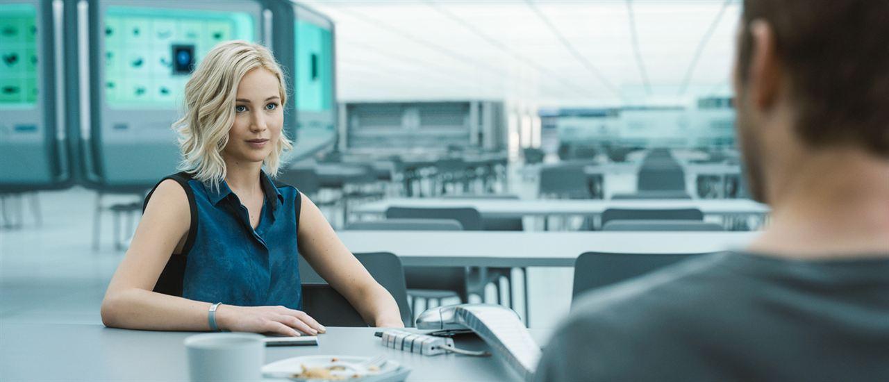 Passageiros : Foto Jennifer Lawrence