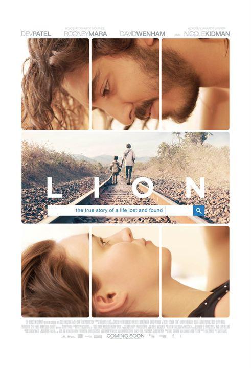 Lion - Uma Jornada Para Casa : Poster