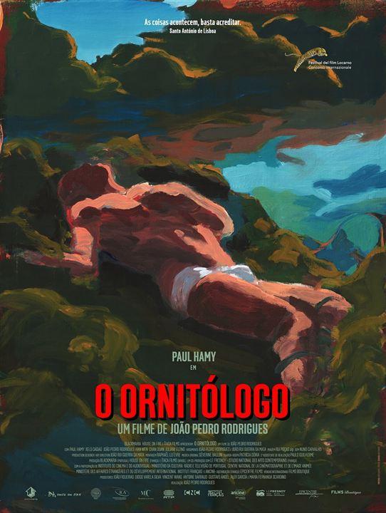 O Ornitólogo : Poster