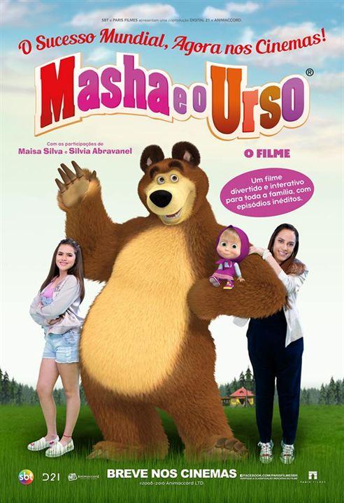 Masha e o Urso : Poster