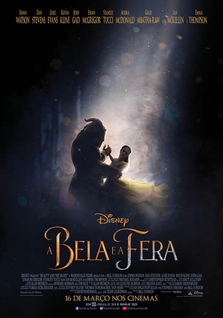 A Bela e a Fera : Poster