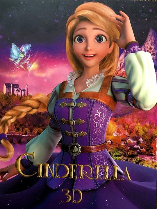 Cinderella 3D : Poster