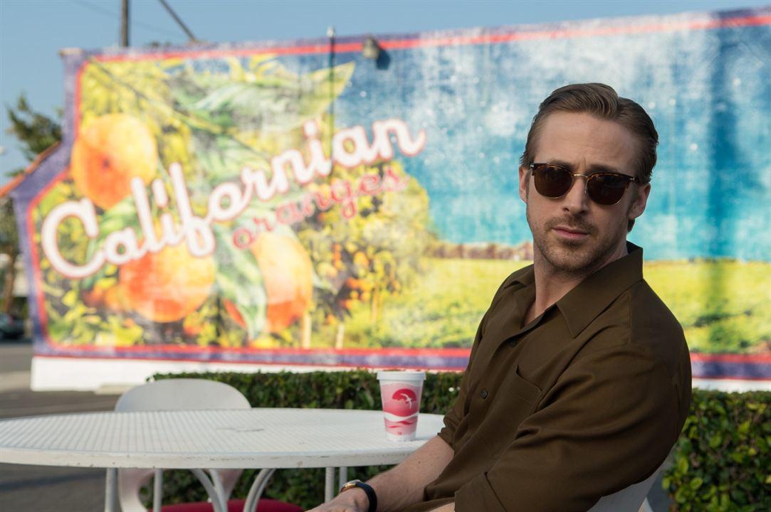 La La Land - Cantando Estações : Foto Ryan Gosling